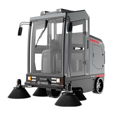 扬子扫地机驾驶式S12