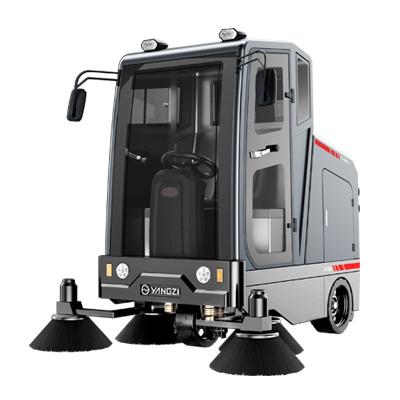 扬子扫地机驾驶式S10