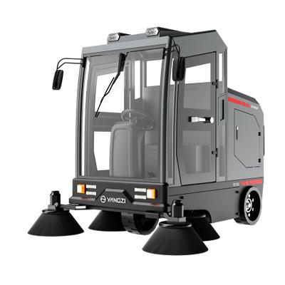 扬子扫地机驾驶式S11