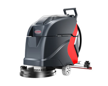 仓库洗地机-清洁设备的代表